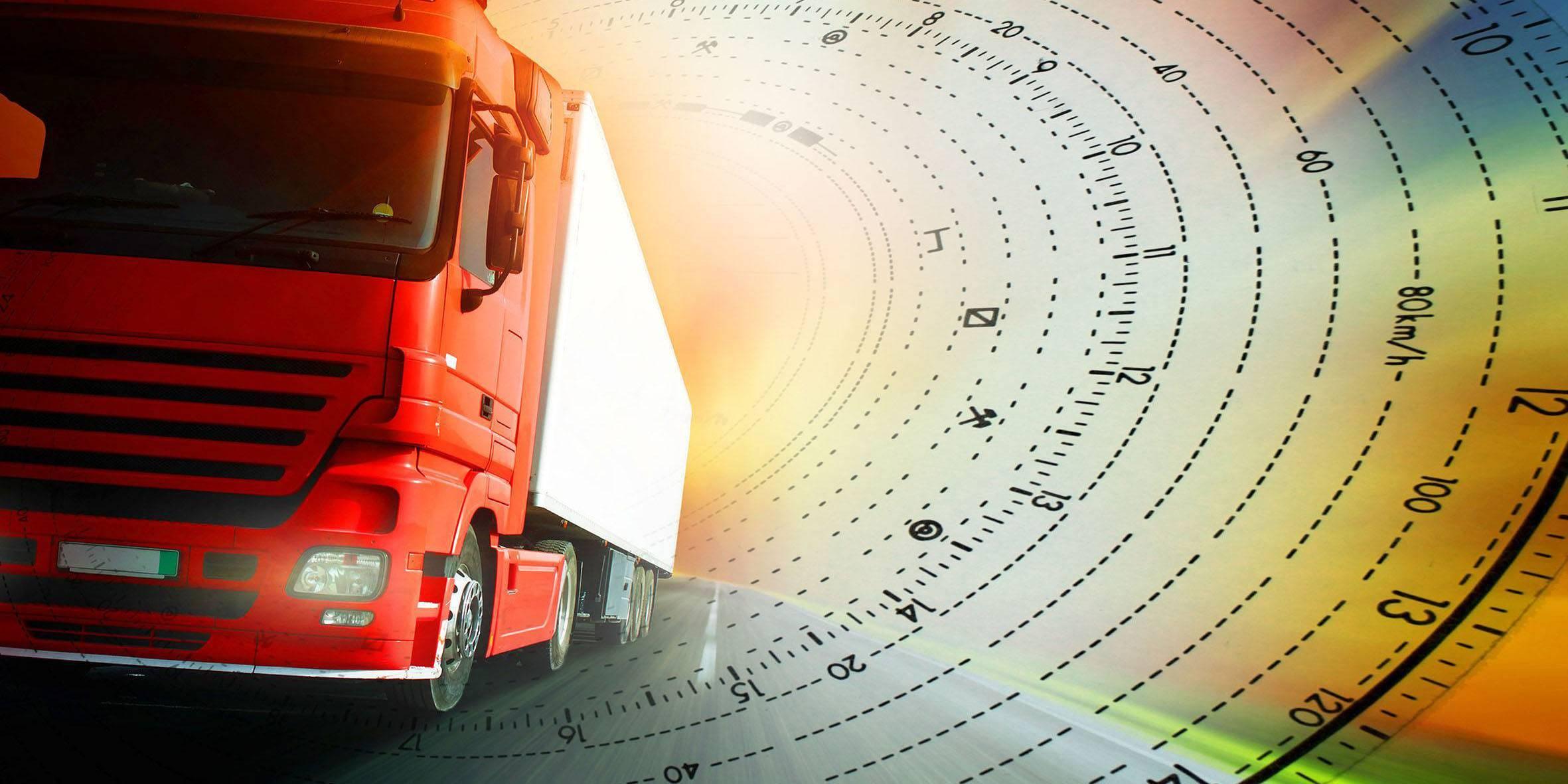 E-tachográf, fuvarszervezés optimalizálása